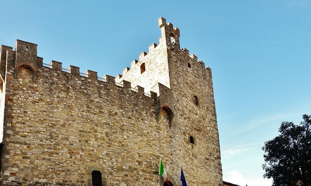 Visita un Borgo Medievale nel Chianti