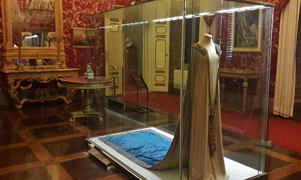 Visita Guidata alla Galleria del Costume